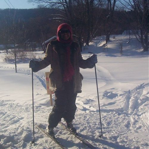 cross country skiing vermont